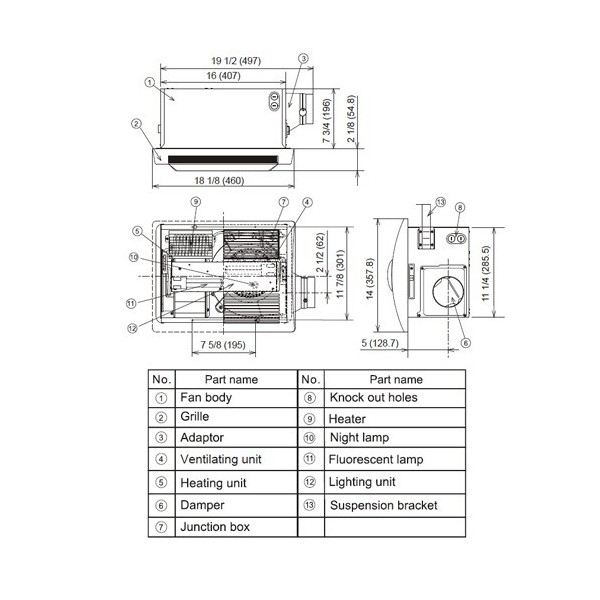 panasonic fv 11vhl2 panasonic fv 11vhl2 canoga electric supply co panasonic fv 11vhl2 wiring diagram at gsmportal.co